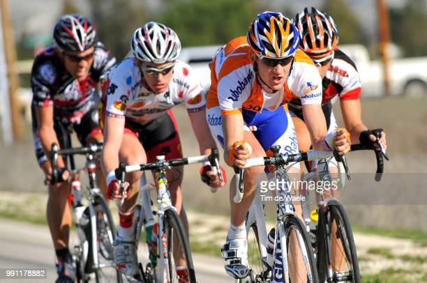 Tour Of California Stage 5Glen Chadwick Pieter Weening Cameron Evans Matthew Crane Visalia Paso Robles /Ronde Rit Etape Tim De Waele