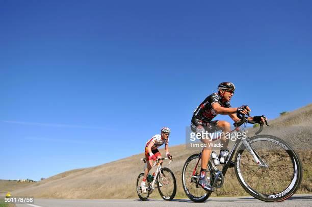 Tour Of California Stage 5Glen Chadwick Visalia Paso Robles /Ronde Rit Etape Tim De Waele
