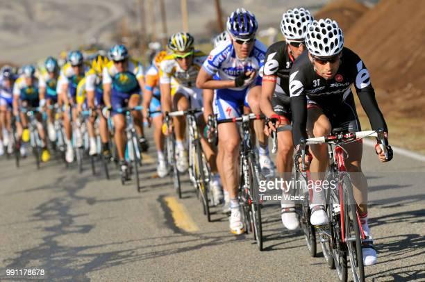 Tour Of California Stage 5Inigo Cuesta Lopez De Castro Serge Pauwels Visalia Paso Robles /Ronde Rit Etape Tim De Waele