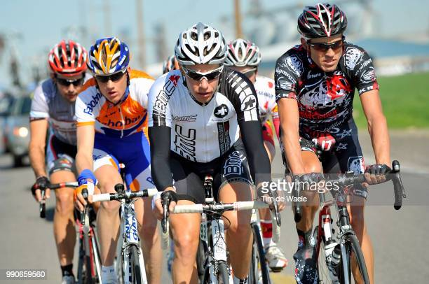 Tour Of California Stage 5Jeff Louder Glen Chadwick Pieter Weening Cameron Evans Matthew Crane Visalia Paso Robles /Ronde Rit Etape Tim De Waele