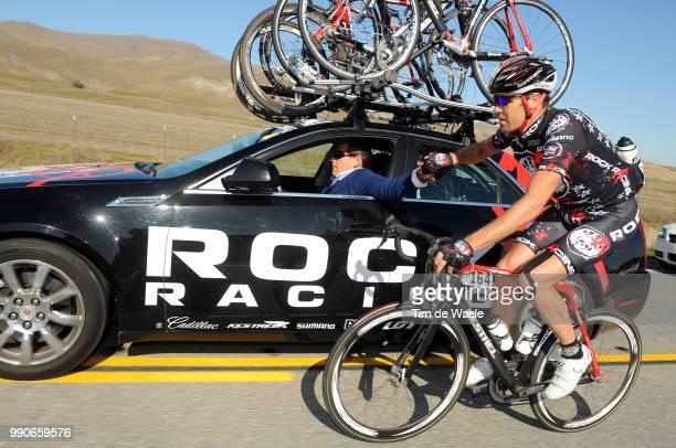 Tour Of California Stage 5Laurenzo Lapage Sportsdirector Team Rock Racing Enrique Gutierrez Visalia Paso Robles /Ronde Rit Etape Tim De Waele