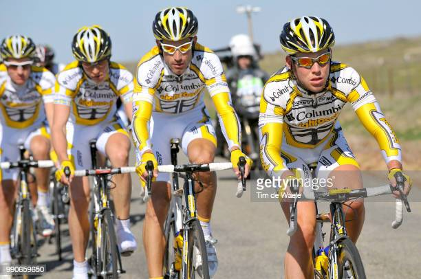 Tour Of California Stage 5Mark Cavendish Georges Hincapie Thomas Lovkvist Michael Rogers Visalia Paso Robles /Ronde Rit Etape Tim De Waele