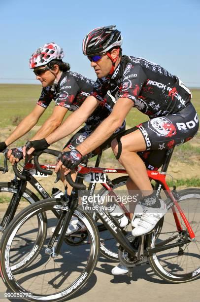 Tour Of California Stage 5Oscar Sevilla Enrique Gutierrez Visalia Paso Robles /Ronde Rit Etape Tim De Waele