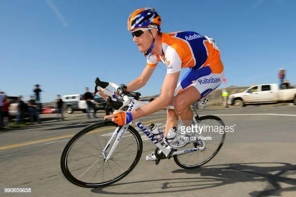 Tour Of California Stage 5Pieter Weening Visalia Paso Robles /Ronde Rit Etape Tim De Waele