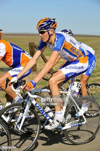 Tour Of California Stage 5Robert Gesink Rabobank Jersey Visalia Paso Robles /Ronde Rit Etape Tim De Waele