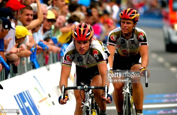 Tour Of Germany 2003 Gilmore Matthew Stage 3 Coburg Ansbach Deutschland Tour Tour D'Allemagne Ronde Van Duitsland Etape