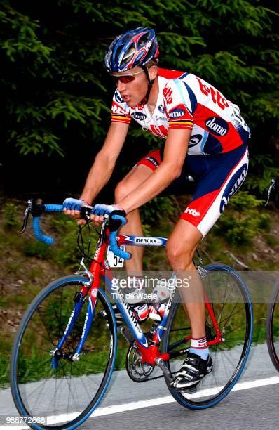 Tour Of Germany 2003 Merckx Axel Stage 3 Coburg Ansbach Deutschland Tour Tour D'Allemagne Ronde Van Duitsland Etape