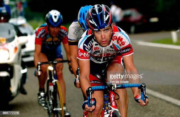Tour Of Germany 2003 Van Bon Leon Agnolutto Christophe Van Der Ven Remco Stage 3 Coburg Ansbach Deutschland Tour Tour D'Allemagne Ronde Van Duitsland...