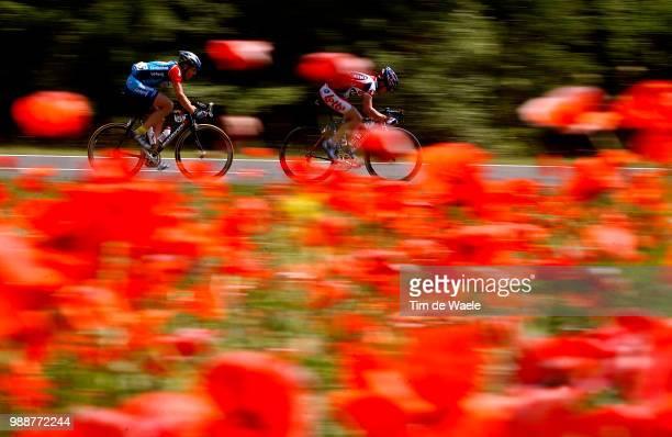 Tour Of Germany 2003 Van Bon Leon Van Der Ven Remco Stage 3 Coburg Ansbach Deutschland Tour Tour D'Allemagne Ronde Van Duitsland Etape