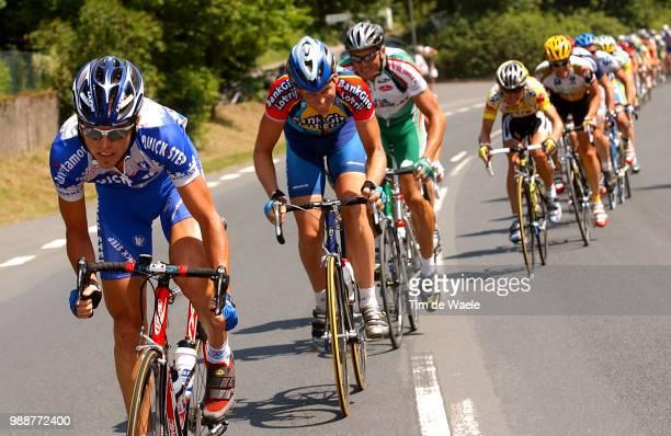 Tour Of Germany 2003 Van Goolen Jurgen Hiemstra Bert Stage 3 Coburg Ansbach Deutschland Tour Tour D'Allemagne Ronde Van Duitsland Etape