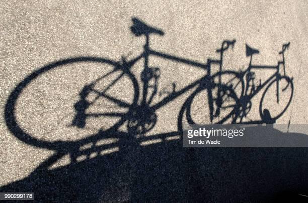 Tour Of Germany, Stage 6Illustration Illustratie, Shadow Hombre Schaduw Bike V?Lo Fiets , Team Rabobank, L?Ngenfeld Langenfeld - Kufstein Tour...