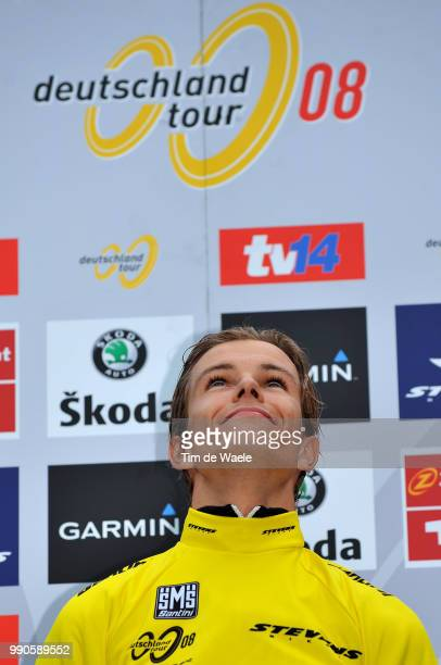 Tour Of Germany Stage 8Podium Gerdemann Linus Yellow Jersey Celebration Joie Vreugde /Bremen Bremen Time Trial Contre La Montre Tijdrit Deutschland...