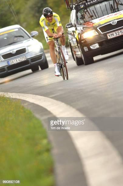 Tour Of Germany Stage 8Voigt Jens Yellow Jersey FRth FRth Time Trial Contre La Montre Tijdrit /Tour D'Allemagne Ronde Van Duitsland Deutschland Tour...