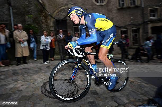 Tour of Luxembourg 2013/ Prologue Marko KUMP / Luxembourg-Luxembourg Rit Etape / ITT/ c)Tim De Waele