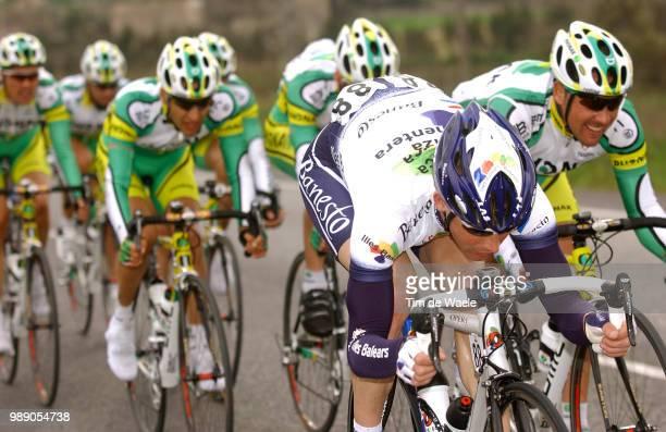 Tour Of Mallorca 2004Gutierrez Ivan Ronde Van Majorca, Tour De, Stage Etape 4 : Cala Bona - Manacor