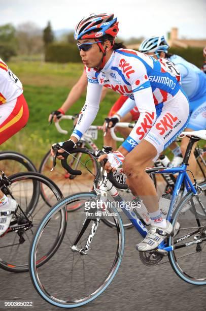 Tour Of Mallorca, Stage 2Fumiyuki Beppu Team Skil Shimano , Ronde Rit Etape, Tim De Waele