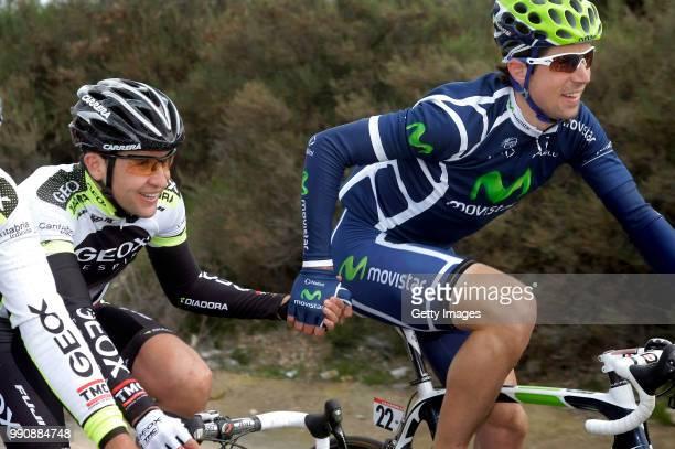 Tour Of Murcia 2011, Stage 1Carlos Sastre / Imanol Erviti Ollo /San Pedro Del Pinatar - Alhama De Murcia /Vuelta Ciclista A La Region De Murcia 2011/...