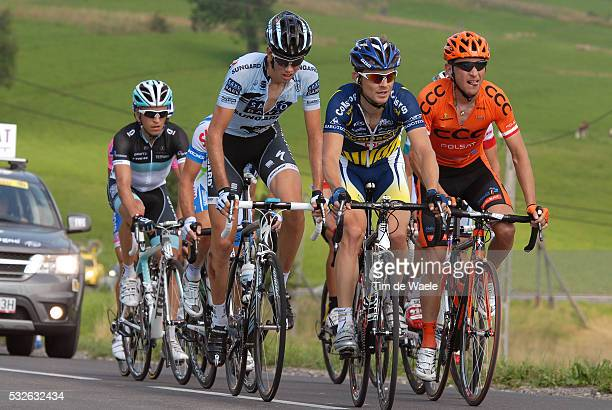 Tour of Poland 2011 / Stage 6 Laurent DIDIER / Michal Golas / Bukovina Terma Hotel Spa - Bukowina Tatrzanska / Tour de Pologne / Ronde van Polen /...