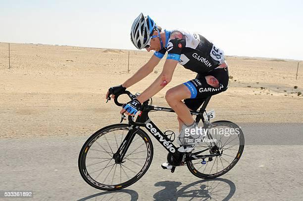 Tour of Qatar 2011 / Stage 1 Daniel LLOYD Injury Blessure Gewond / Dukhan - Al Khor Corniche / Etape Rit / Ronde / Tim De Waele