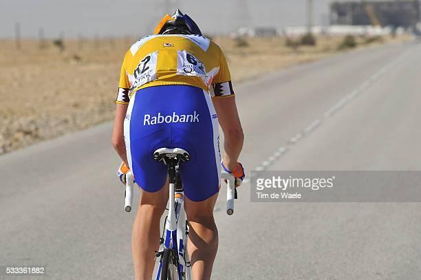 Tour of Qatar 2011 / Stage 1 Lars BOOM Yellow Jersey / Deception Teleurstelling / Dukhan - Al Khor Corniche / Etape Rit / Ronde / Tim De Waele
