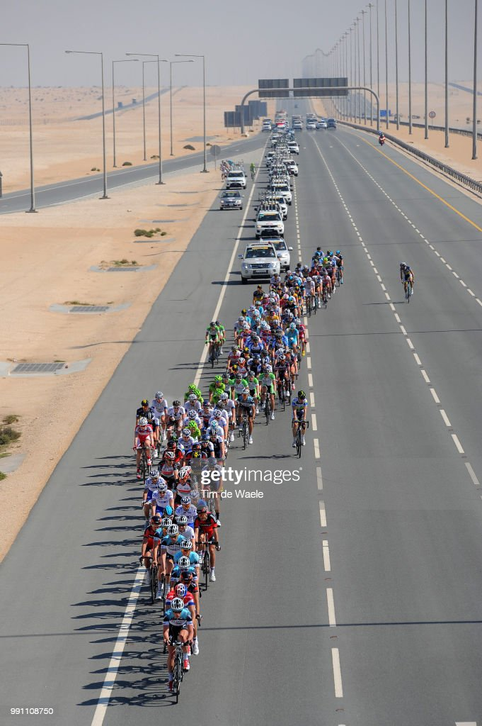 Cycling : Tour Of Qatar 2013 / Stage 4 : News Photo