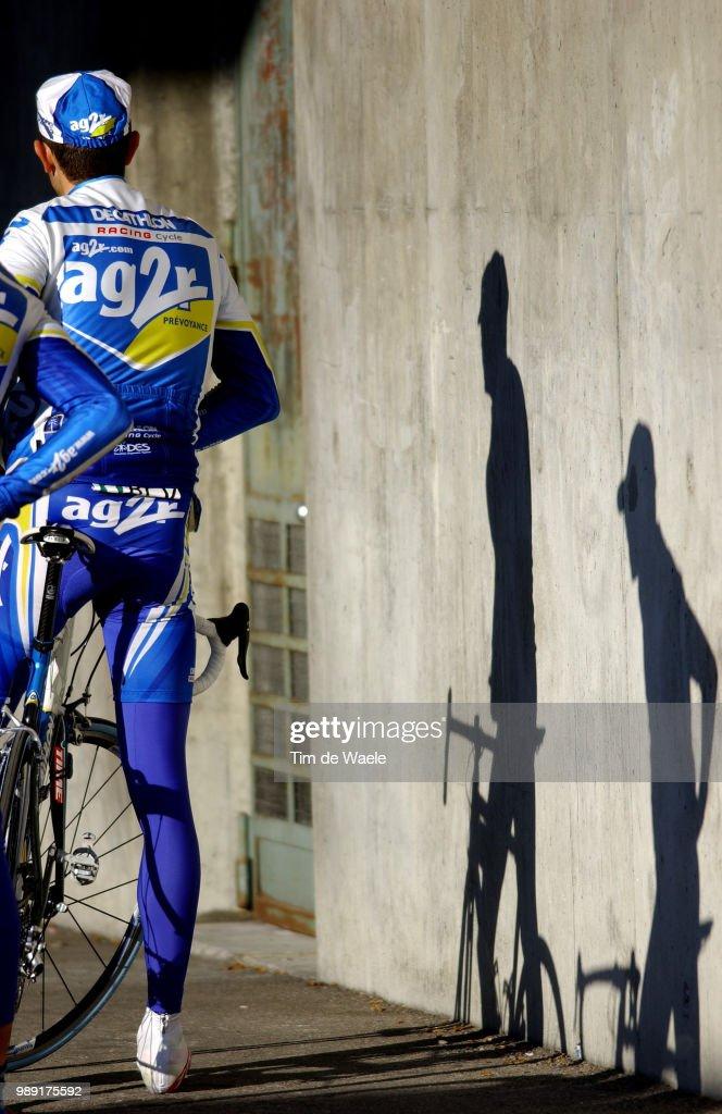 Cycling : Tour Of Romandie 2004 : News Photo