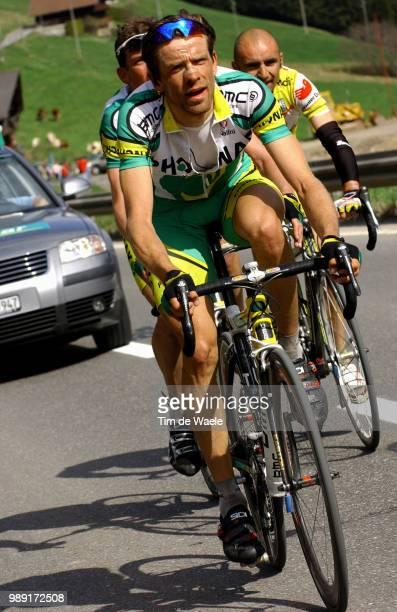 Tour Of Romandie 2004Moos Alexandre , Piepoli Leonardo , Hamilton Tyler Stage 3 : Romont - Morginsronde, Etape Rit
