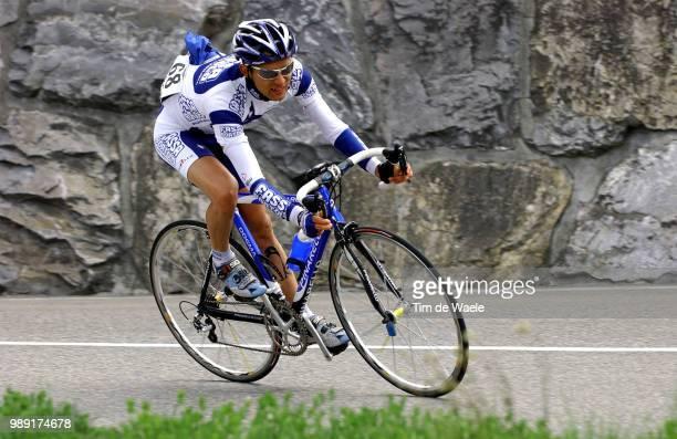 Tour Of Romandie 2004Sanchez Pimienta Julian Stage 4 Sion Sion Ronde Etape Rit