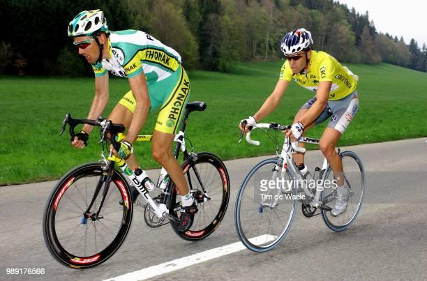Tour Of Romandie 2004Zulle Zuelle Alex , Mc Gee Bradley Stage 2 : Romont - Romont Ronde, Etape Rit