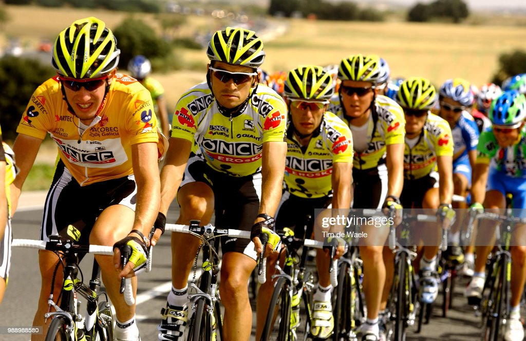 Cycling  Tour Of Spain 2003   News Photo fb439a0f7