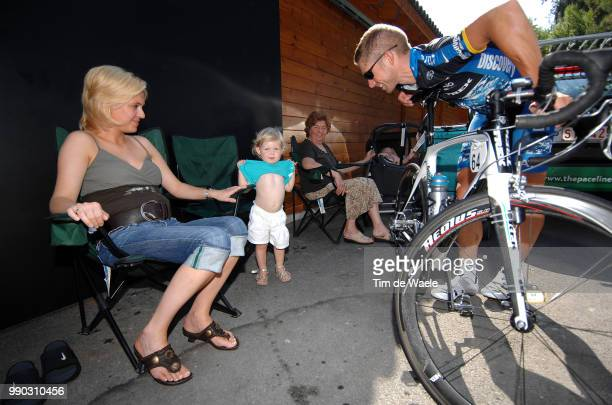 Tour Of Spain Restdaydevolder Stijn Family Familie Tamara Femke Jodi Jacqueline /Benicasim Jour De Repos Rustdag Vuelta Tour D'Espagne Ronde Van...