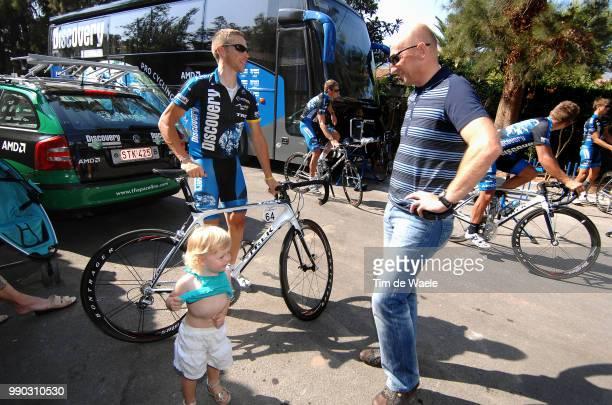 Tour Of Spain Restdaydevolder Stijn Femke Dauchter Fille Dochter Bomans Carlo National Coach Belgium Coach National Belge Bondscoach Belgie Benicasim...