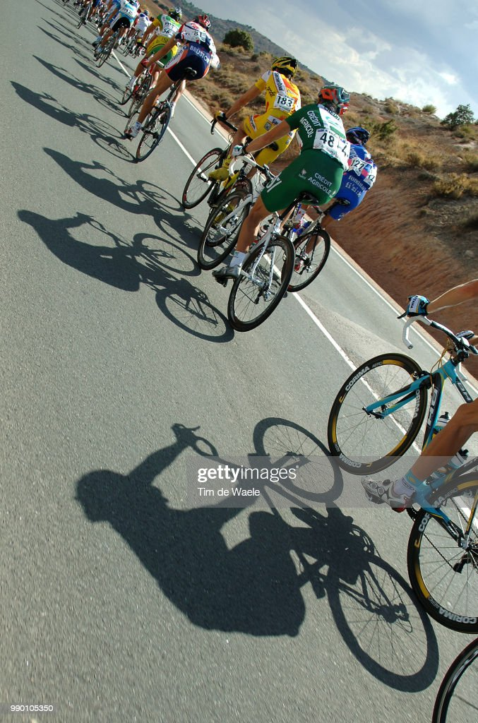 Cycling : Tour Of Spain / Stage 13 : News Photo