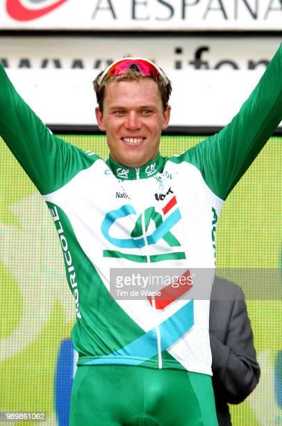 Tour Of Spain Vuelta Stage 5Podium Hushovd Thor Celebration Joie Vreugdestage 05 Alcazar De San Juan Cuencatour D'Espagne Ronde Van Spanje Rit Etape...