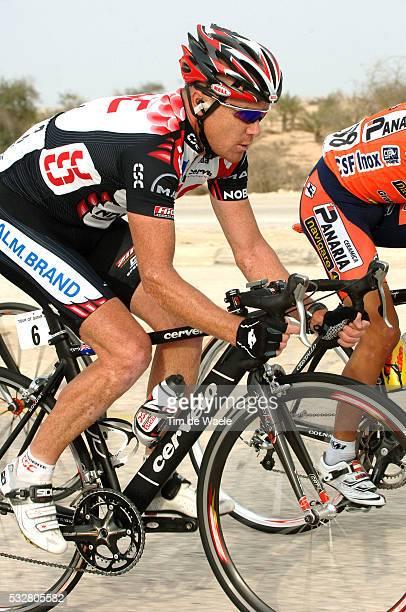 Tour Qatar 2006. Stage 2. Camel Race Track - Al Khor Corniche . Stuart O'Grady .