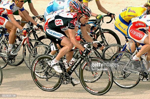Tour Qatar 2006. Stage 2. Camel Race Track - Al Khor Corniche . Lars Michaelsen .