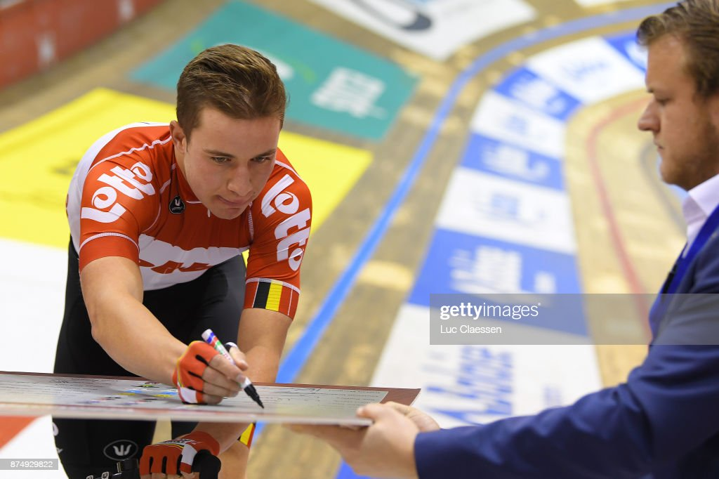 Cycling / Track : 77th 6 Days of Gent 2017 / Day 1 : ニュース写真