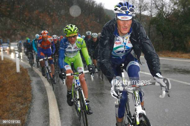 Volta A Catalunya 2012, Stage 3Brice Feillu / La Vall Den Bas - Port Del Canto Original Finish At Port-Aine / Stage Shortened Due To Heavy Snow, Tour...