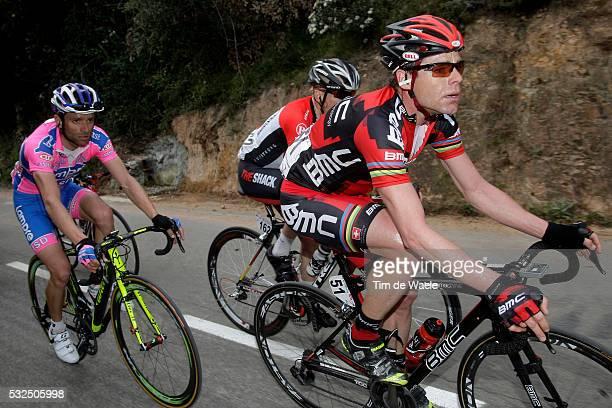 Volta Ciclista a Catalunya 2011 / Stage 1 Cadel EVANS / Michele SCARPONI / Lloret de Mar - Lloret de Mar / Rit Etape /Tim De Waele