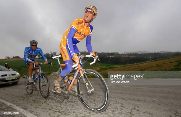 Vuelta A Andalucia, Stage 4Dekker Erik , Hoste Leif Ecija - Ronda Ruta Ciclista Del Sol, Routa Del Soletape Rit