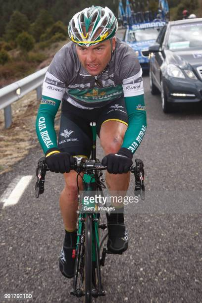 Vuelta A Castilla Y Leon 2012 Stage 2 David De La Cruz Grey Jersey Avila Avila /Tour Ronde /Tim De Waele
