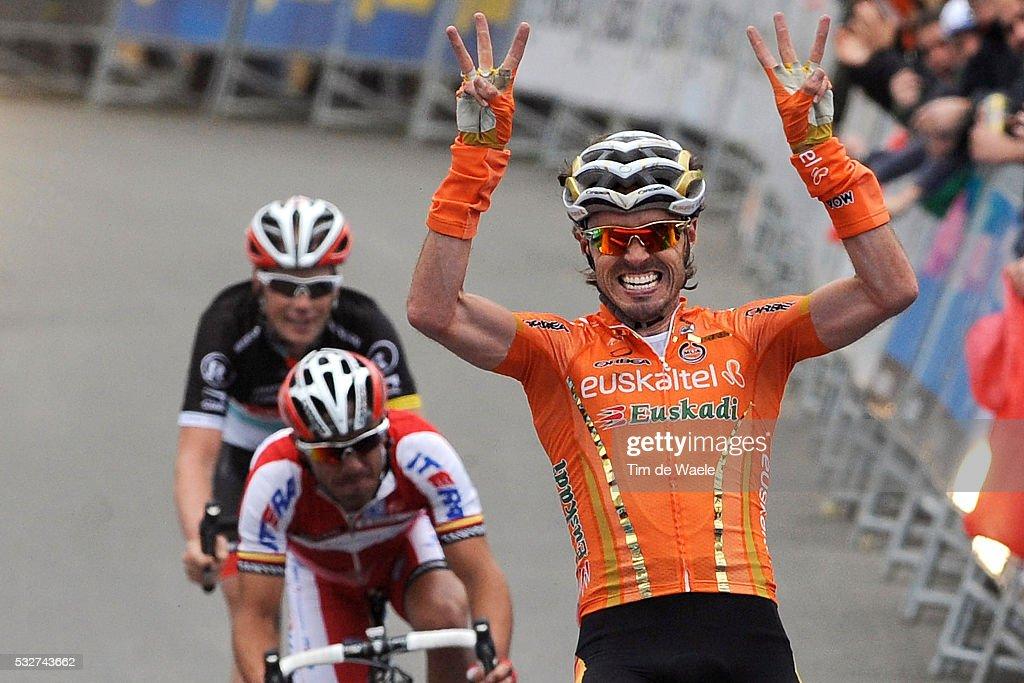 Cycling : Vuelta Ciclista al Pais Vasco 2012 / Stage 3 : Foto di attualità
