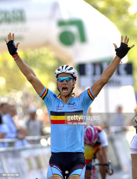 Wc Road Race Men Elitearrival Boonen Tom Celebration Joie Vreugdecourse En Ligne Hommes Elite Elite Mannen Wegworld Championships Road Championat Du...