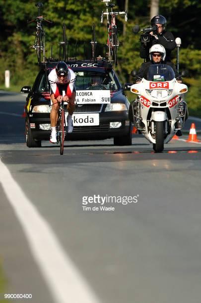 Wc Salzburg, Elite Mencancellara Fabian Road World Championships, Championat Du Monde Route, Wereldkampioenschap Weg, Hommes Mannentime Trial, Contre...