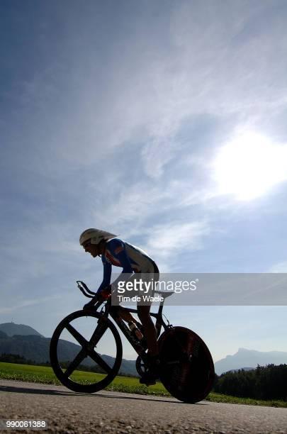 Wc Salzburg, Elite Menillustration Illustratie, Shadow Hombre Schaduw Silhouet, Sosenka Ondrej Road World Championships, Championat Du Monde Route,...