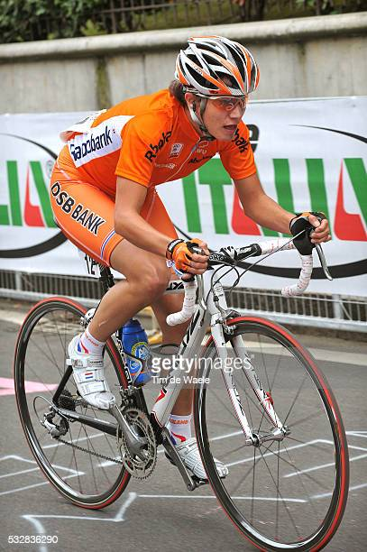Varese / Road Race Elite Women Marianne VOS / Emma JOHANSSON / Judith ARNDT / Trixi WORRACK / Women Femmes / World Championships / Championat du...