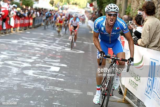 "Varese / Road Race Men Elite Matteo TOSATTO / Men Hommes Mannen / World Championships / Championat du Monde / Wereldkampioenschap / Tim de Waele"""