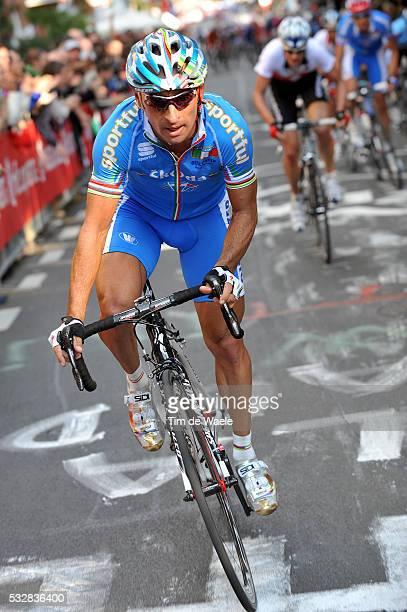 "Varese / Road Race Men Elite Paolo BETTINI / Men Hommes Mannen / World Championships / Championat du Monde / Wereldkampioenschap / Tim de Waele"""