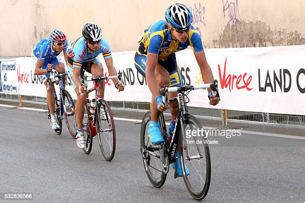Varese / Road Race Men Elite Thomas L?VKVIST LOVKVIST / Jurgen VAN GOOLEN / Alessandro BALLAN / Men Hommes Mannen / World Championships / Championat...