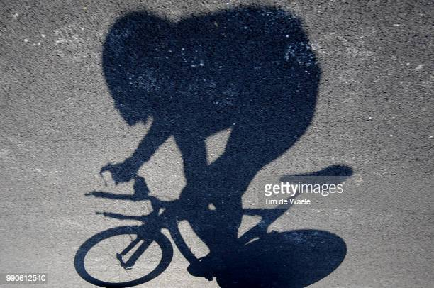 Wc Varese Time Trial Men 23Illustration Illustratie Shadow Hombre Schaduw Patrick Gretsch /Hommes 23 Mannen 23 Contre La Montre Tijdrit World...